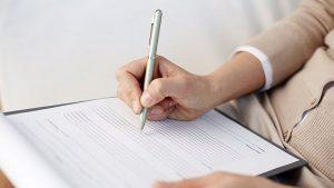 Сопроводительное письмо к акту