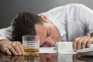 Акт об отстранении от работы в состоянии алкогольного опьянения