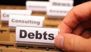 Случаи списания задолженности