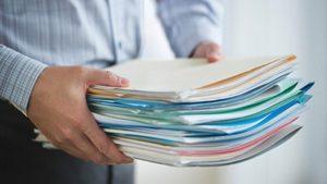Как составить акт изъятия документов