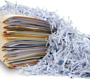 Инструкция по заполнению акта акта об уничтожении документов в 2021 году