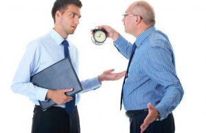 Виды нарушения трудовой дисциплины