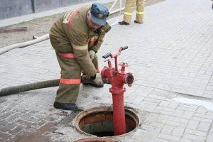 Когда и кем проводится проверка пожарных гидрантов
