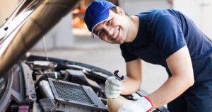Акт выполненных работ по ремонту автомобиля 2021 года